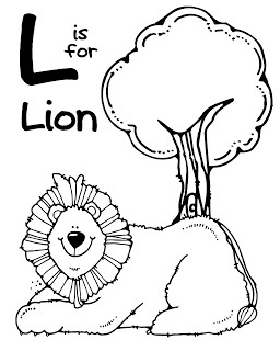 a z zoo animal coloring pages l coloring pages - Coloring Pages For Two Year Olds