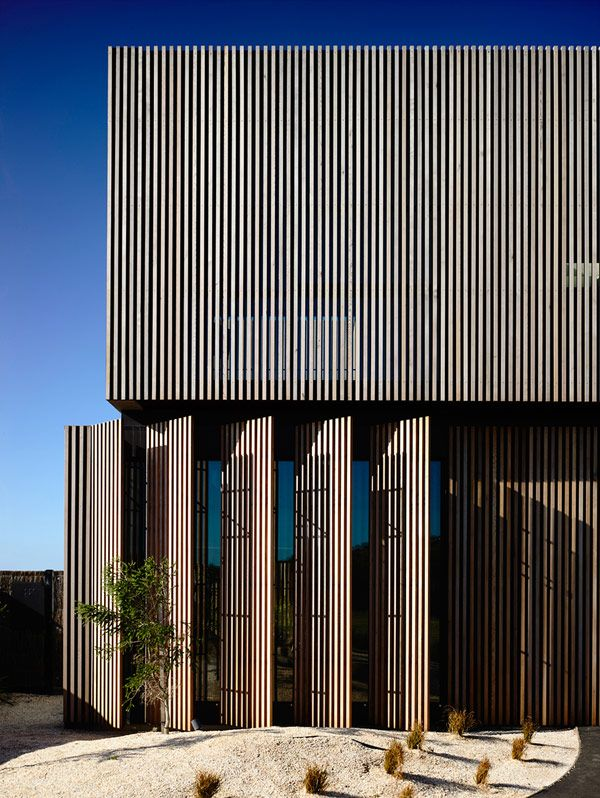 Gorgeous Coastal Residence Design Exhaling Tranquility: Stunning Details Architecture Coastal Residence In Australia Exterior