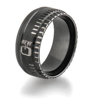 Camera Lens Ring - Titanium-Buzz.com