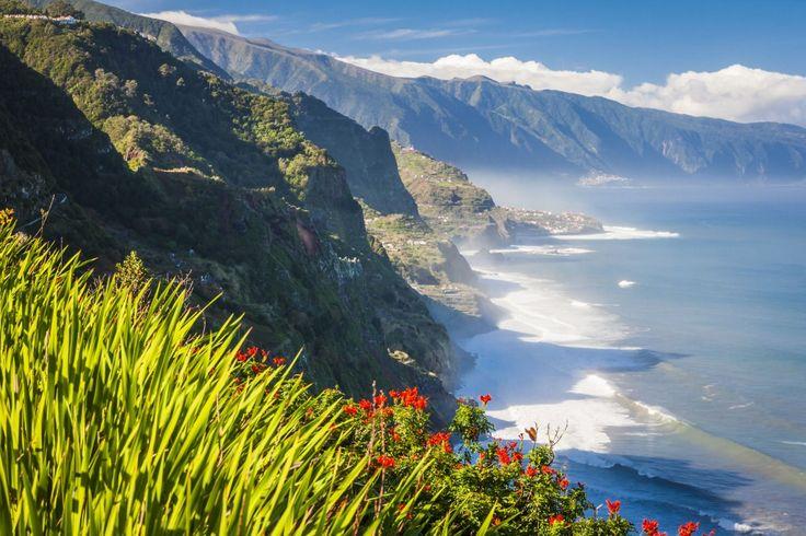 Nászút a tavaszba: Madeira