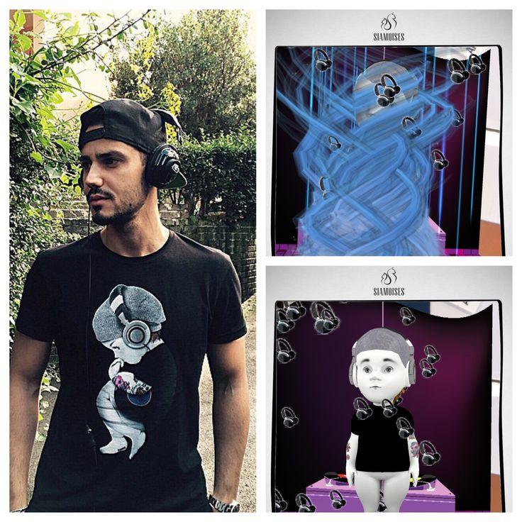 Avete provato la nostra #realtàaumentata!? Acquista la maglia e gioca anche tu!!!  #siamoises http://bit.ly/appSiamoises
