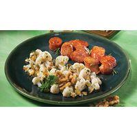 Salade de chou-fleur au Bleu et aux noix   Recettes IGA   Légumes, Accompagnements, Recette rapide