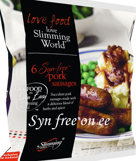 Slimming world Iceland Syn free on ee