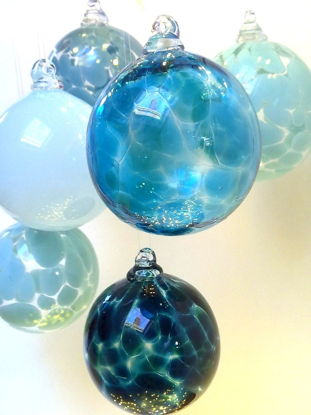 Best images about christmas ornaments art glass on