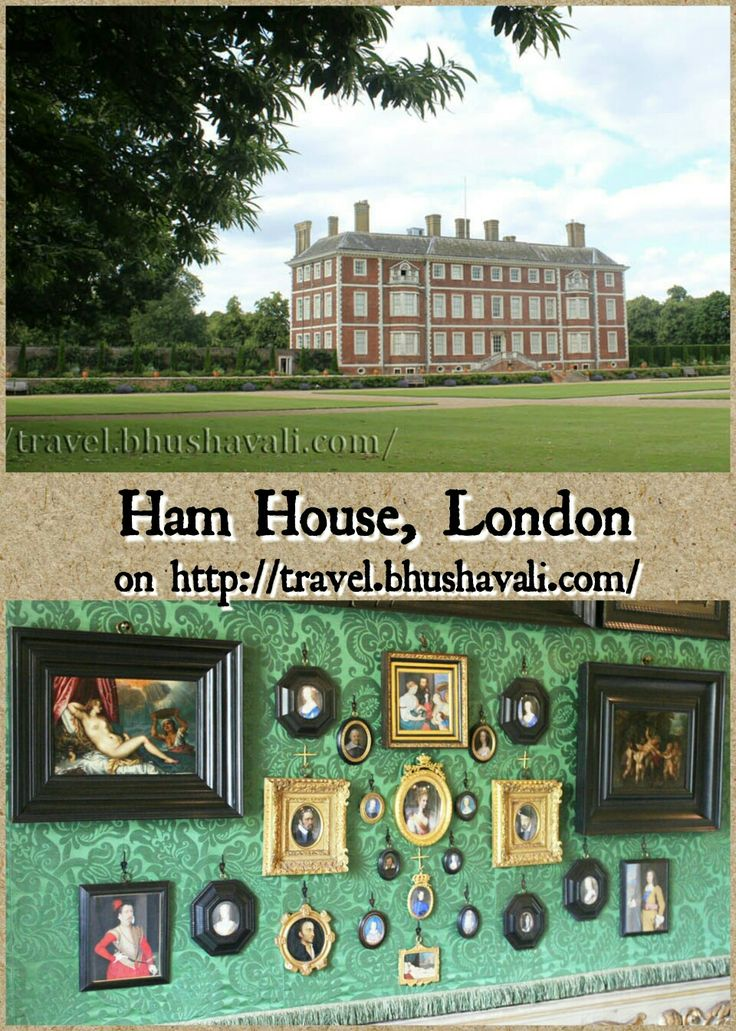 A simple palace or a palatial home... #travelblog #photoblog #travelblogger #ttop #VisitLondon #VisitEngland #LoveGreatBritain #Heritage #History #EnglishHeritage #NationalTrust #HamHouse