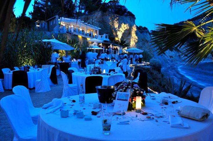 Amante Beach Club, Ibiza, Spain