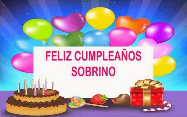 Feliz cumpleaños sobrino QUERIDO QUE PASES SUPER TE QUEREMOS TU TIA ANA TUS SOBRINOS EMMA Y SANTINO
