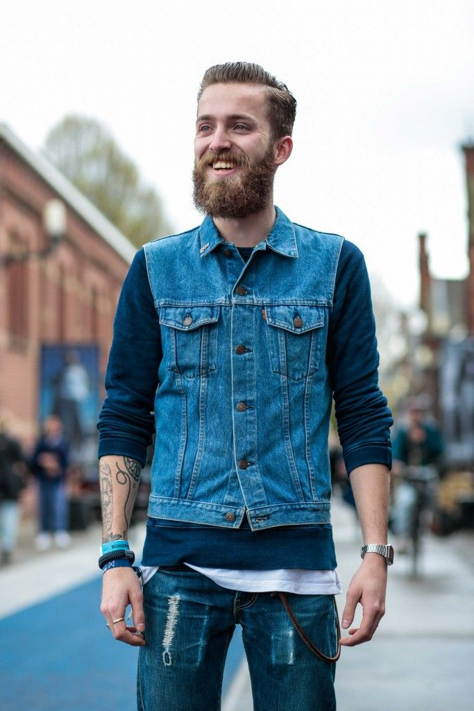 AMSTERDAM DENIM DAYS 2016 – STREET STYLE by Team Peter Stigter « Amsterdam Denim Days