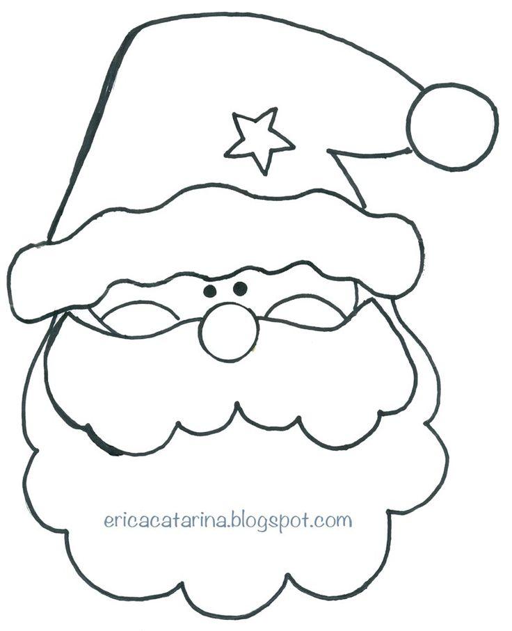 Elabora esta estupenda corona con simpáticos personajes de Santa Claus, Reno y Pinguino. Los moldes los encuentras al final del post, puedes aumentar o reducir el tamaño según lo requieras. Las mismas figuras te sirven si así lo deseas para decorar el árbol o una guirnalda. Muchas gracias Erica catarina
