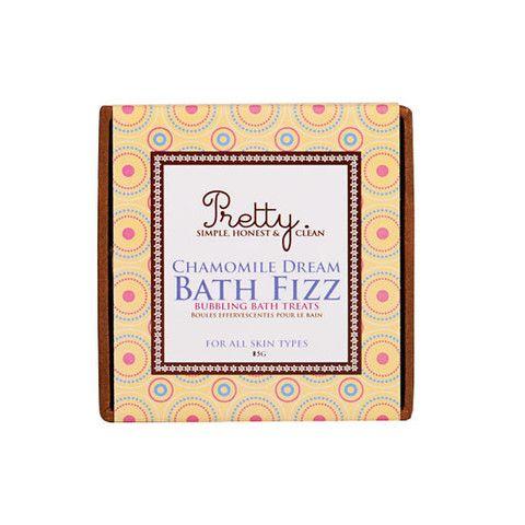 Pretty Skincare Chamomile Dream Bath Fizz