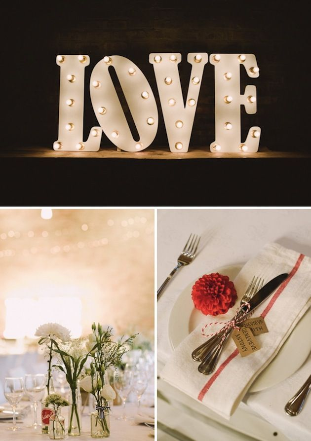 Homemade LOVE sign. Could I do that? How does it stand up? #APWhowto: Wedding Decoration, Decor Wedding, Decor, Farms Wedding, Delight Decor, Lights Wedding Theme, South Africa, Love Signs, Parties Ideas