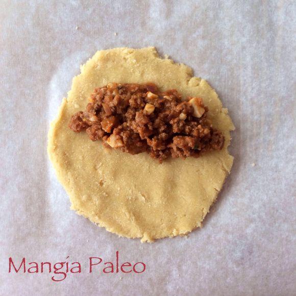 Paleo beef and chorizo empanadas | Good Eats .... Paleo | Pinterest