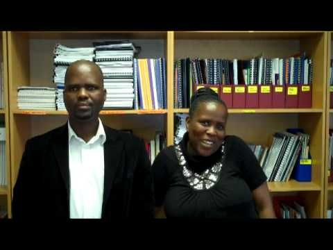 Learn to Speak Setswana Lesson 3: Introducing yourself