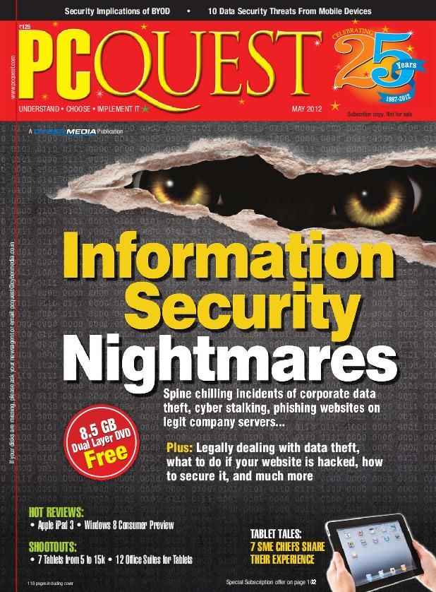 PCQuest  Magazine - Buy, Subscribe, Download and Read PCQuest on your iPad, iPhone, iPod Touch, Android and on the web only through Magzter