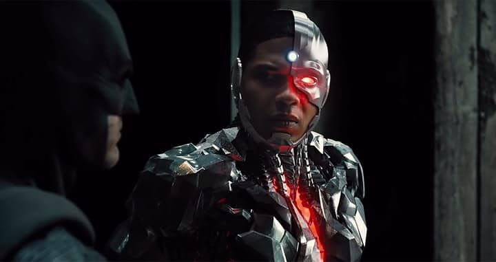 Ray Fisher Gets Ripped For Cyborg Role