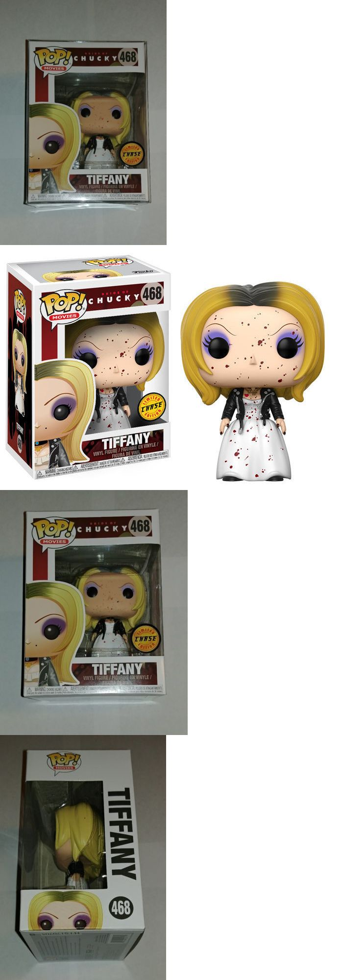 Action Figures 7114: Funko Pop Movies Horror Bride Of Chucky Tiffany Chase Nib Rare W Pop Protecter -> BUY IT NOW ONLY: $39.95 on eBay!