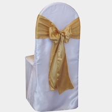 Round Top Banquet Chair Cover  $1.75 ea  Check out the square top ones as well..same price