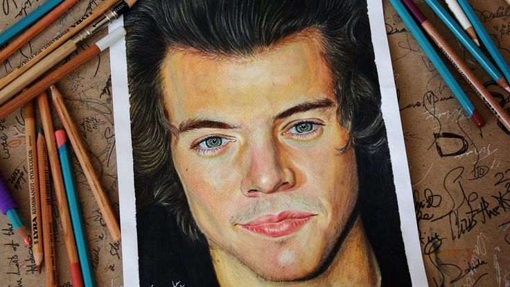 17 Best Ideas About Harry Styles Drawing On Pinterest