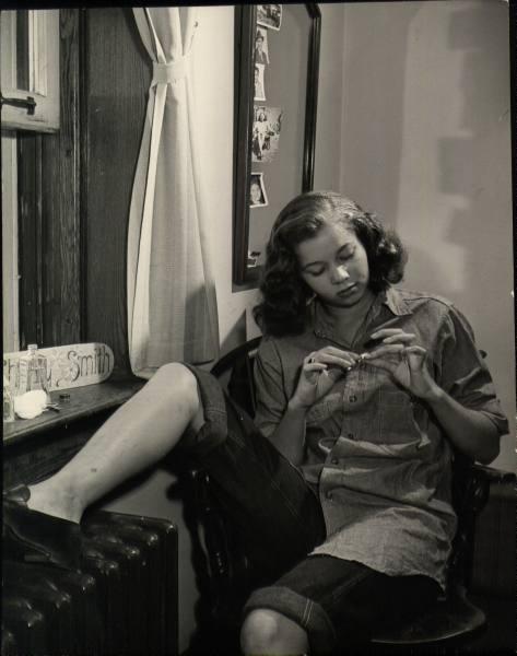 Take Black Ivy 1946: Howard University    love this look
