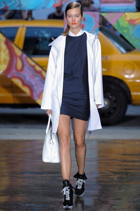 DKNY, Spring 2014, in New York