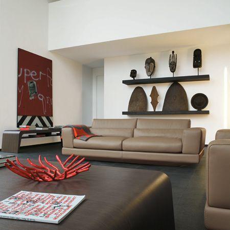 les 25 meilleures id es de la cat gorie canap taupe sur pinterest d cor de canap gris salon. Black Bedroom Furniture Sets. Home Design Ideas