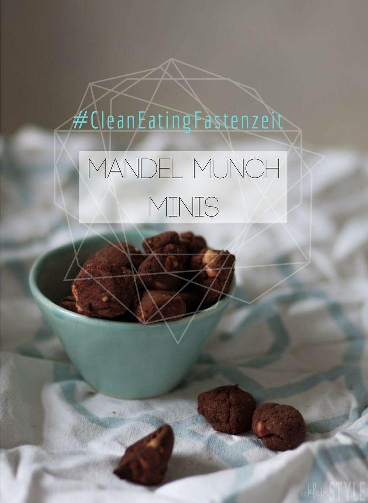 kleinSTYLE | Food Love Friday : Mandel-Munch-Minis | http://kleinstyle.com