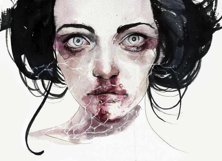 Coldberry by =agnes-cecile on deviantART. This is currently one of my absolute favorite artists.
