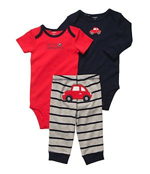 Carter's Newborn-24 Months Off to Grandma's Bodysuit ...