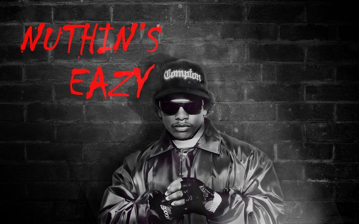 #eazye #nwa #compton #rap
