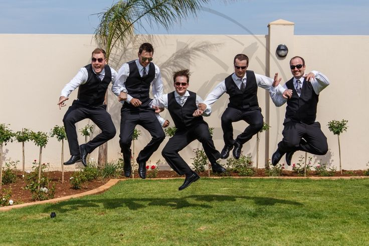 This was such a fun group of guys. Photo by: HdB Photography
