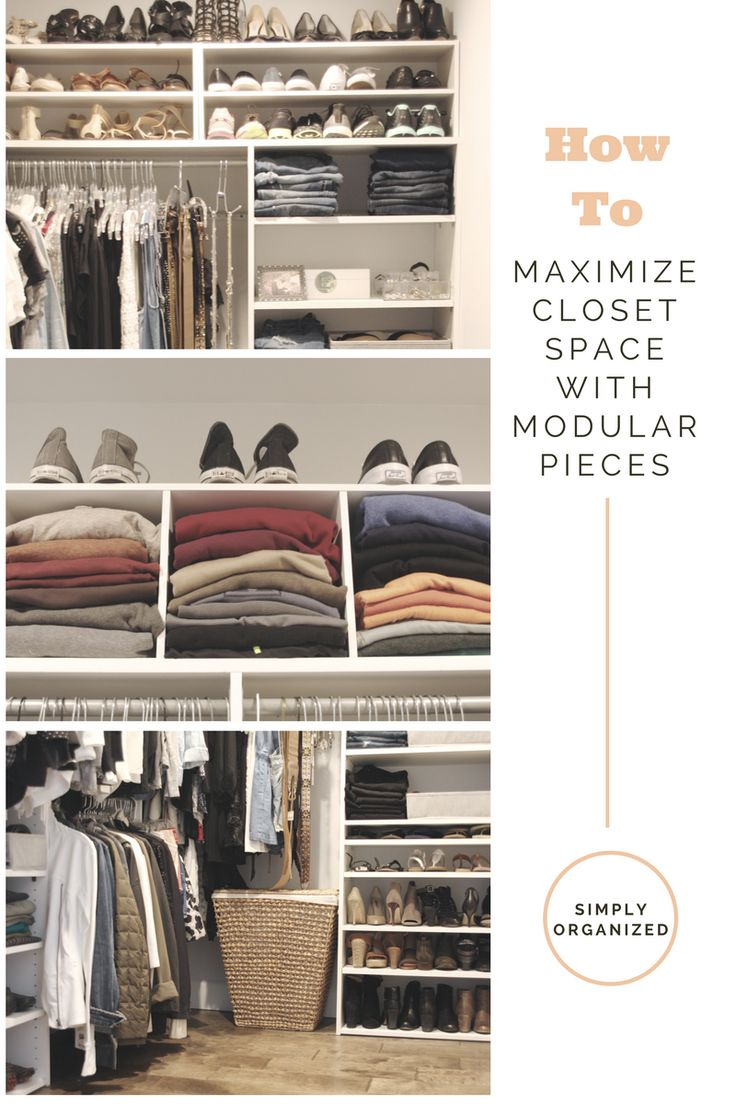 Organizing Closet Space 162 best closet organization images on pinterest | dresser, closet