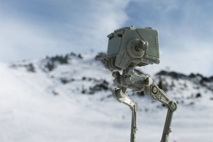 AT-ST toyphotography