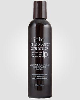John Masters Organics Шампунь с мятой и таволгой для стимуляции роста волос. 236 мл.