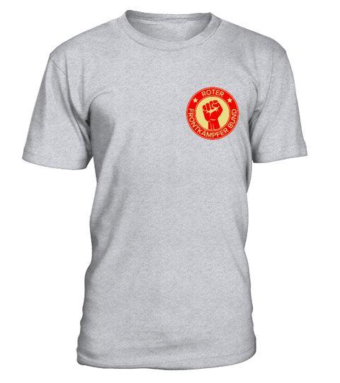 The Rotfrontkämpferbund or Roter Frontkämpferbund (RFB) was the  paramilitary Organisation of th…   Tshirt for Weimaraner   Shirt… 6fb51a3b1f