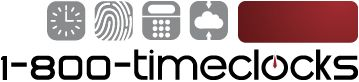 Employee Time Clocks  - 1-800-TIMECLOCKS gives you the advantage of comparing top manufacturers that suit your business' time and attendance needs. We provide unbiased products and services to match you with the most effective solution.  #digital #time #clocks