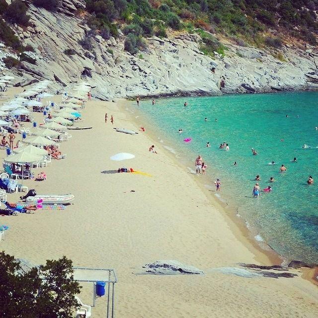 Kavala | Tosca Beach photo ©Koceva Najle