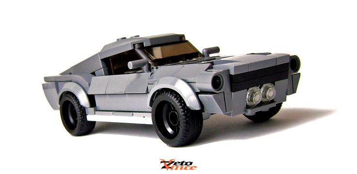 Mustang 67 Fastback