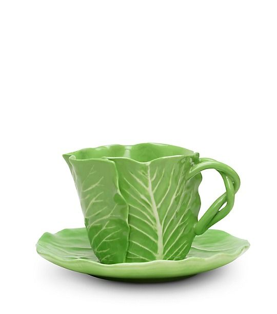 Dodie Thayer for Tory Burch lettuceware