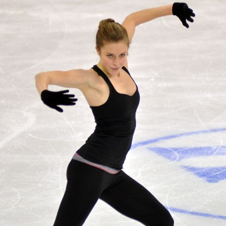 Off the ice, I can be soft, and I can be by Ashley Wagner ...