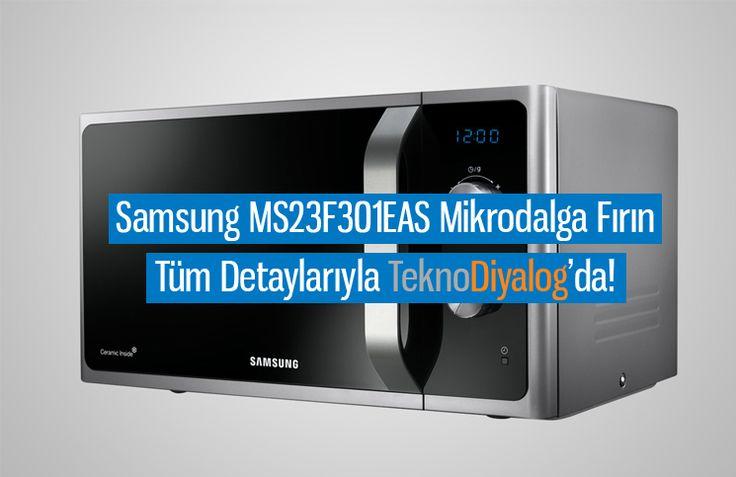 Samsung MS23F301EAS mikrodalga fırın, kullanıcılarına ısıt ve ye tarzındaki hazır yiyecekler yerine sağlıklı ev yemekleri yapabilme imkanı sunuyor. Samsung tarafından üretilen MS23F301EAS mikrodalga modelinin özelliklerini, tasarımı ve detaylarını haberimizde bulabilirsiniz.