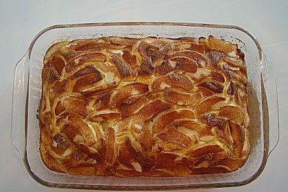 Dänischer Apfelkuchen (Rezept mit Bild) von Gelöschter Benutzer   Chefkoch.de