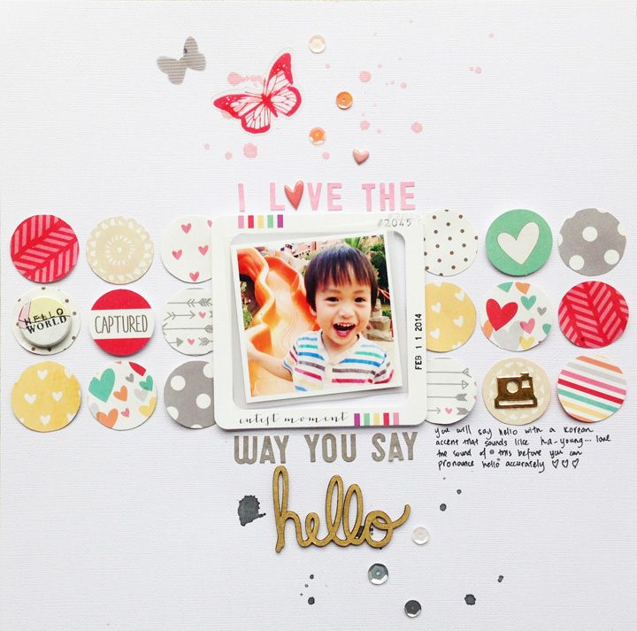 Team Up with Therm O Web – Hello - .:  Elles Studio  :.