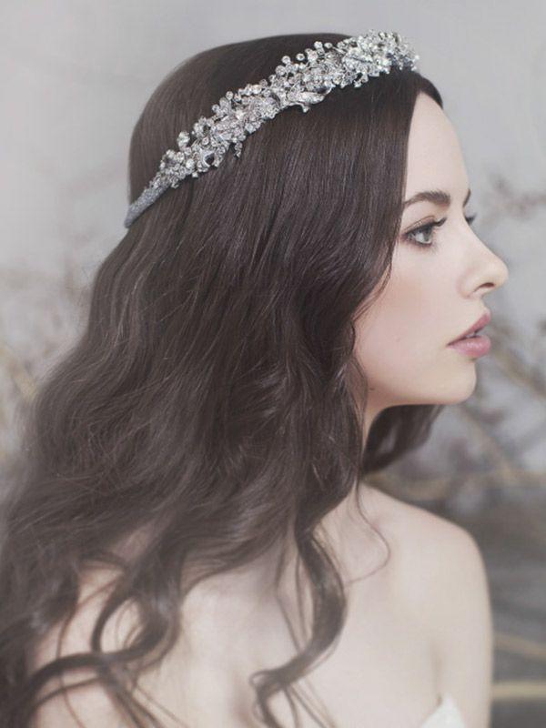 Fashion accessories   Incríveis marcas de tiara de noiva internacionais   Revista iCasei