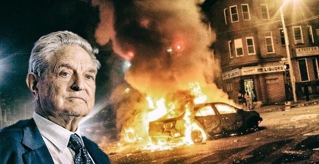 Activist Post: Baltimore Riots: A Product Of The Soros Machine