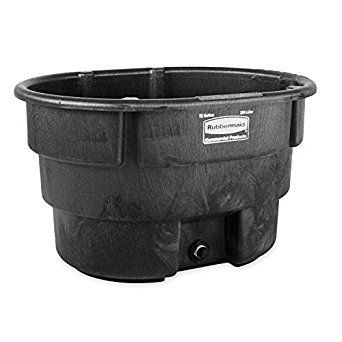 Amazon.com: Rubbermaid Commercial Structural Foam Stock Tank, 70 Gallon Capacity (FG424400BLA): Industrial & Scientific