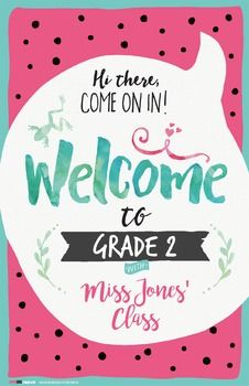 This colorful Welcome Sign will brighten up your doorway. All instructions are…