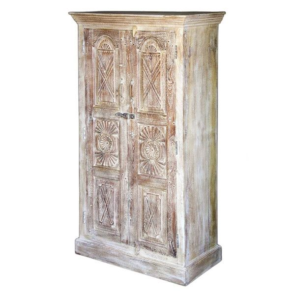 Antique Doors Cabinet Whitewash  http://www.theimporter.co.nz/collections/new
