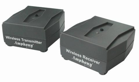 iFinity Wireless Audio Transmitter/Receiver for Subwoofers and Surround Speakers #homestereoinstallation
