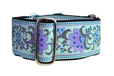 Martingale Collar or Buckle Dog Collar by TheHoundHaberdashery