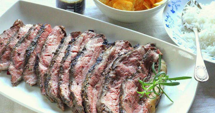Picanha doble cocción. Disfrutando de la carne en su punto exacto  ||  Aprende a cocinar tus platos favoritos en este blog con más de 1000 recetas explicadas paso a paso con fotos y trucos. Todo te saldrá a la primera http://www.lazyblog.net/2017/03/picanha-doble-coccion-carne-punto-perfecto-receta.html?m=1&utm_campaign=crowdfire&utm_content=crowdfire&utm_medium=social&utm_source=pinterest